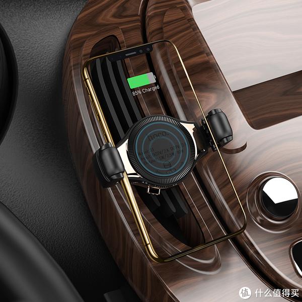 hoco S1车载支架   一款好的车载支架,真的能提升驾驶体验感!