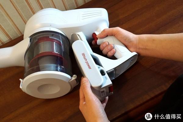 性能媲美戴森,价格感动人心,莱克吉米手持无线吸尘器实测体验