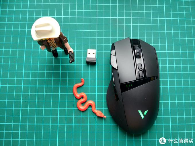 创新独具,突破自我——雷柏VT350电竞双模游戏鼠标