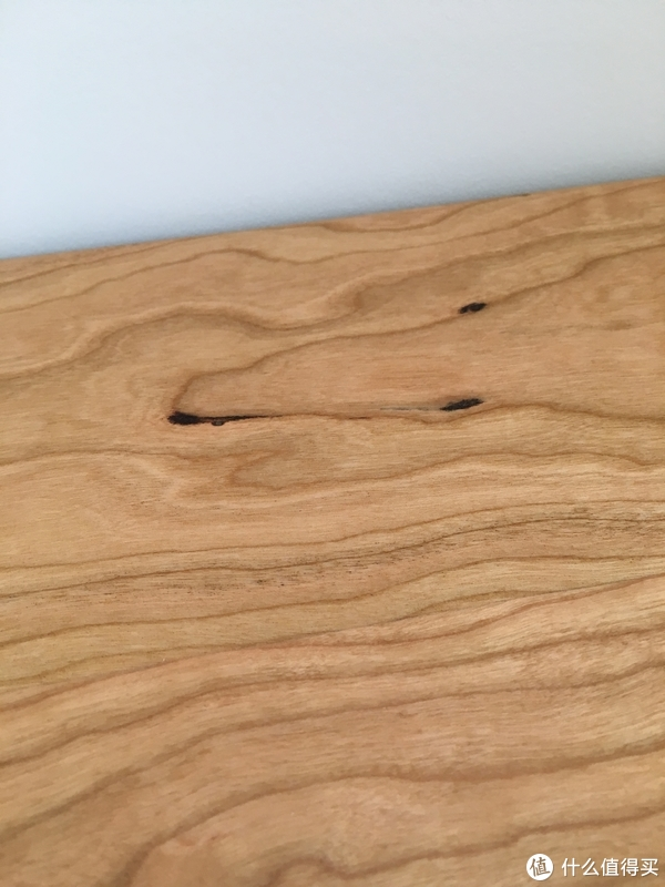 北欧风格樱桃木双人书桌—凡屋 夏克桌