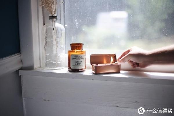 香氛蜡烛挑的好,不喷香水照样把人迷倒