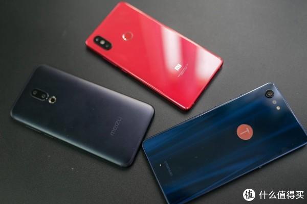 两千元次旗舰横评:MEIZU 魅族 16X、MI 小米 8SE、Smartisan 坚果 Pro2s谁更值得买?
