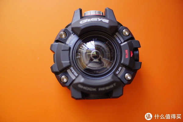 史上最大的一块儿卡西欧G-SHOCK,卡西欧运动相机GZE-1开箱简评