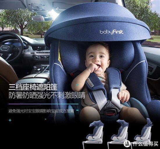 智行空间破解安全之殇,Babyfirst 宝贝第一 安全座椅用科技来说话