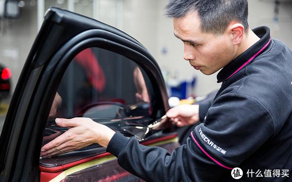 专业汽车贴膜施工