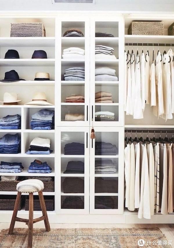 衣柜收纳巧分区瞬间让储物空间增大数倍,再多衣物也能轻松搞定
