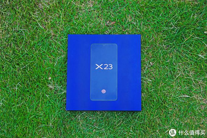 时尚与潮流融合,美图和智能兼备—VIVO X23 智能手机