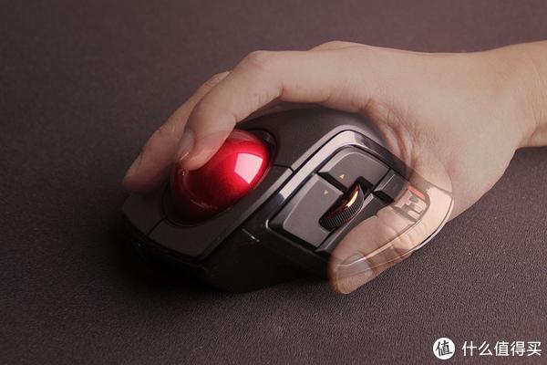 买一个鼠标当手办装饰 — 宜丽客DEFT PRO轨迹球鼠标体验