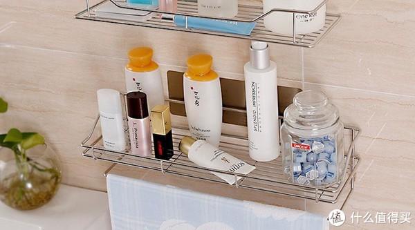 卫生间放了这几款置物架,立马整洁多了,朋友看了都说好