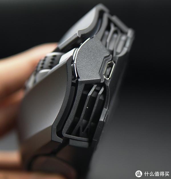 黑爵AJ302 PRO双模无线游戏鼠标拆解评测