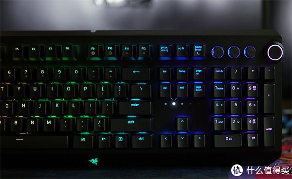 雷蛇黑寡妇蜘蛛精英版机械键盘体验