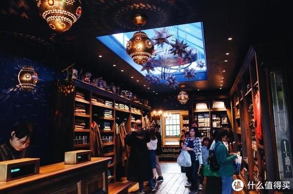 梦幻的魔杖商店