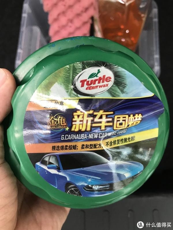 龟牌的,不含抛光剂,对新车没有损伤,