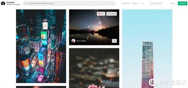 五个美到窒息的免费高清图片网站