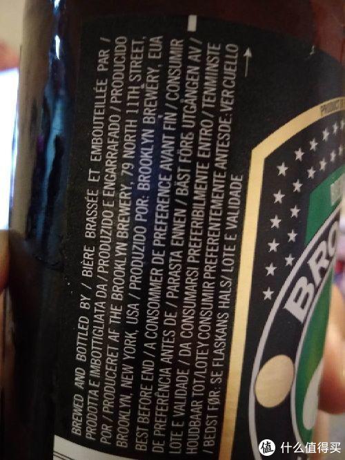 第二次遇见淡琥珀色精酿拉格—美国布鲁克林精酿拉格啤酒试饮