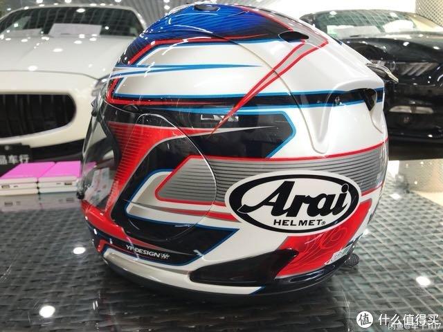 摩托车头盔 日本的ARAI、SHOEI,你值得拥有
