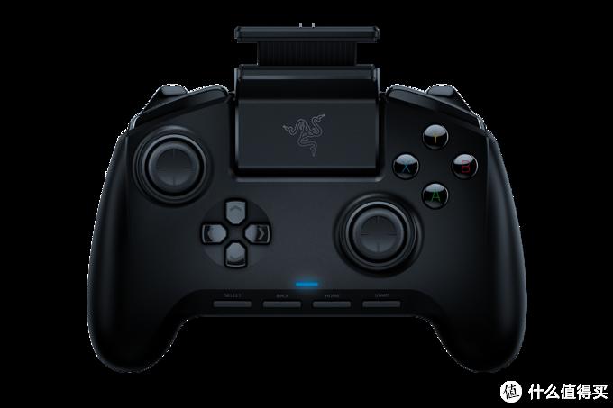 蓝牙连接、机械感按键:Razer 雷蛇 发布 飓兽随行版 手机游戏手柄
