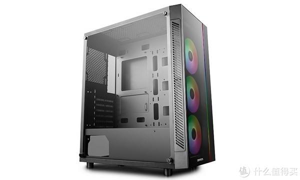 支持RGB幻彩同步:DEEPCOOL 九州风神 发布 MATREXX 55 ADD-RGB 机箱