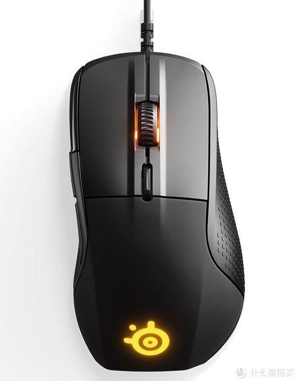TrueMove3传感器:SteelSeries 赛睿 发布 Rival 710 游戏鼠标