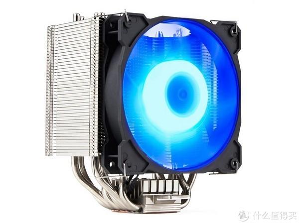 可压制200W TDP处理器:GELID 捷领 发布 Sirocco 紧凑单塔 散热器