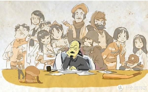 除了宫崎骏和新海诚,日本动画电影监督还有这些瑰宝(上)