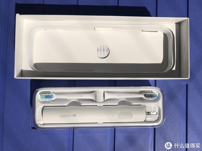 可能是百元内性能&颜值最棒的声波电动牙刷-贝医生声波电动牙刷