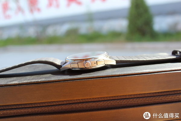 """""""门面""""升级之手腕篇:阿玛尼 ART5009 智能手表 入手简评"""