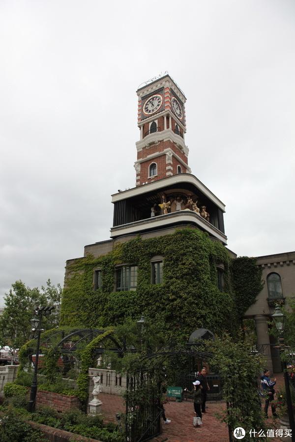 钟楼也是会唱歌的。