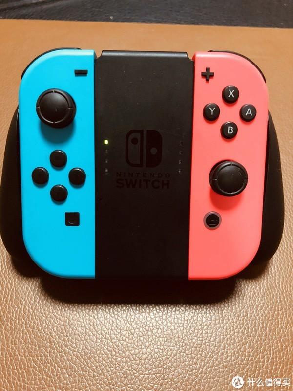 """嗨,switch!""""咔哒""""— Nintendo 任天堂 switch的开箱使用感受。"""