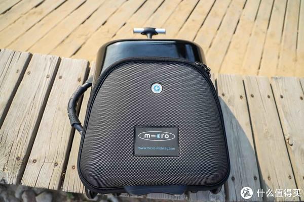 是行李箱,亦是遛娃神器—Micro 米高 懒人行李箱体验