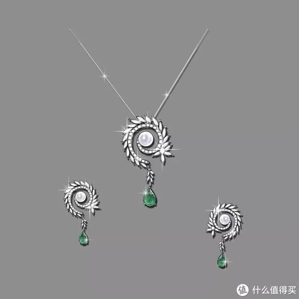 【秋麦主题】珠宝设计图欣赏