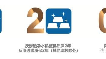 九阳 JR5001 反渗透纯水机使用总结(功能 售后 换芯 设计)