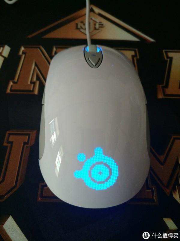 霜冻之蓝 V2 光学版 鼠标 入手简评