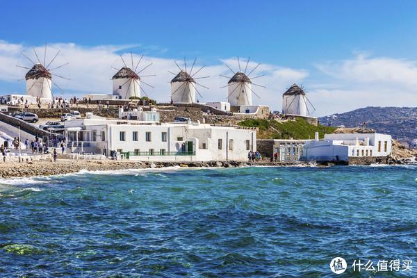 希腊   不只圣托里尼,每个岛屿都是一首爱琴海的文艺诗
