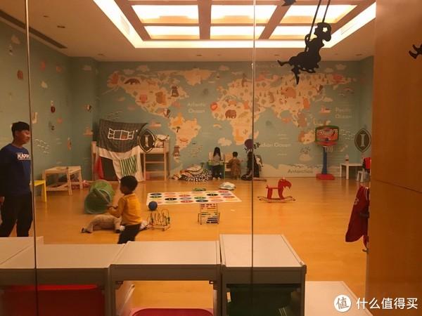 洲际酒店儿童游乐区