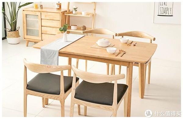 木质雅致的实木桌椅