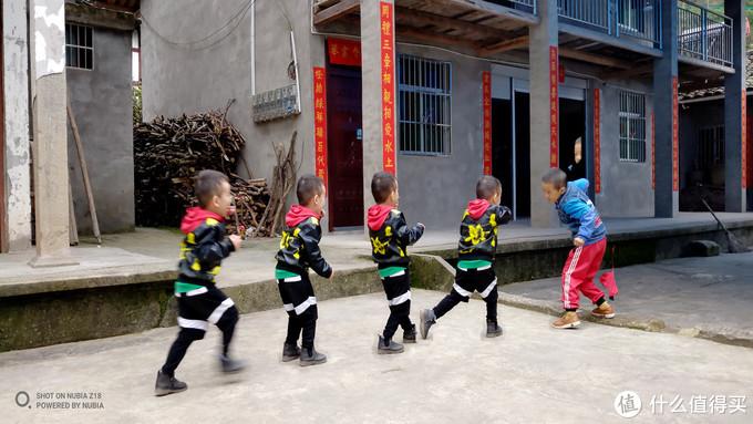 国庆假期乡坝游,努比亚Z18双摄献技