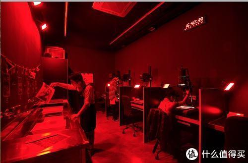 胶片时代的Darkroom 暗房