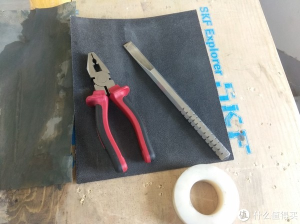 使用简易的常温钢铁发黑液方法试试发黑制作战术玩具