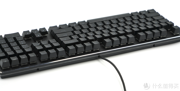 自带氛围光的自主轴机械键盘—达尔优 EK925 RGB开箱评测