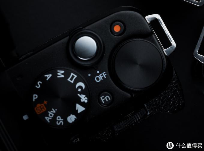 外观经典,直出色彩,富士X-T100简评