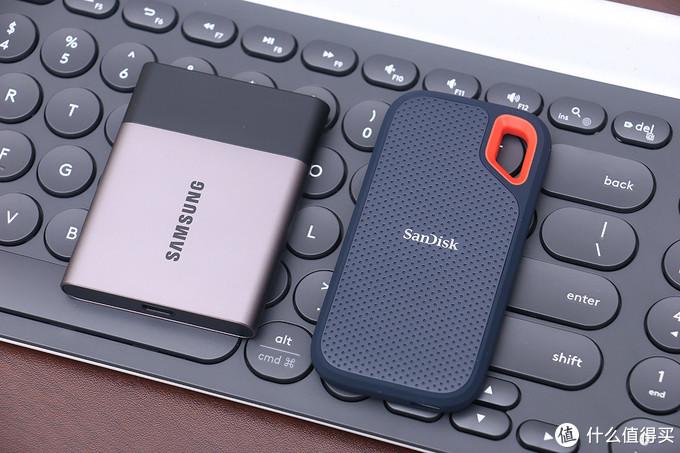闪迪 500G Type-C 三防移动固态硬盘评测,另附个人总结的移动硬盘使用经验分享