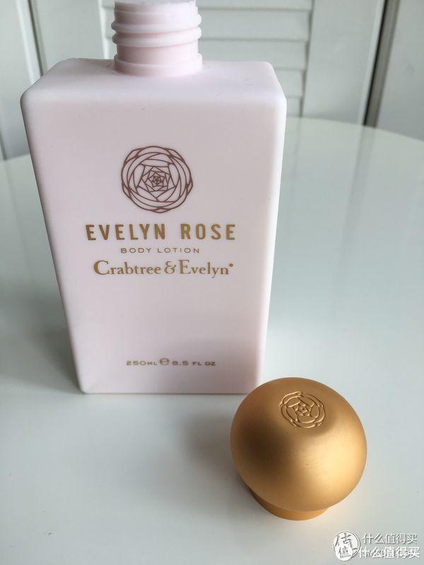 Crabtree & Evelyn玫瑰身体乳