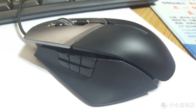 雷柏7200M多模式无线鼠标——快评,多GIF,注意流量!