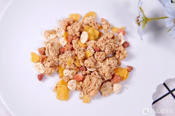 麦片星人的早餐推荐:水果,坚果,巧克力,玉米,抹茶,一周七天不重样!
