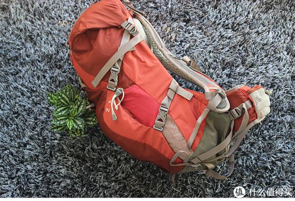 浅谈下用过的户外35—50升的中型户外背包