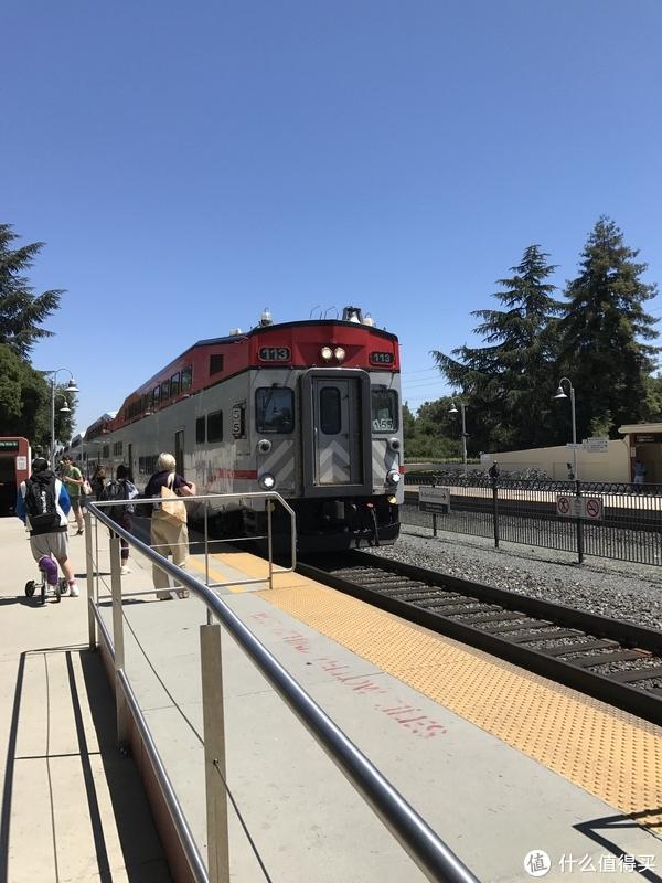 加州湾区铁路Caltrain