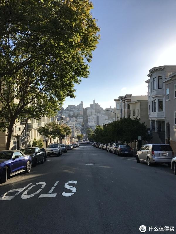 STOP停车标志(摄于旧金山)