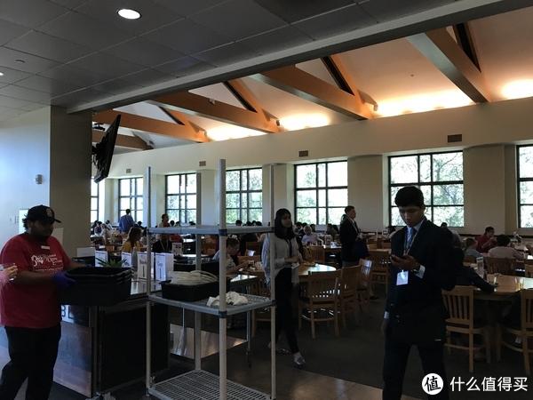 斯坦福大学食堂