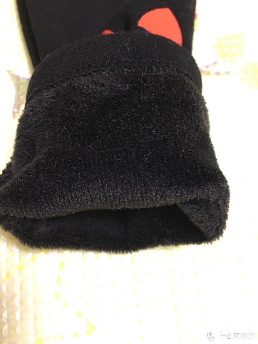 从内到外都要暖 宝宝钓鱼猫及南极人保暖衣裤晒单